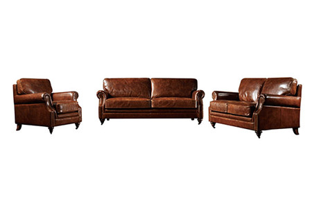 Name: KENSINGTON 3 SEATER VINTAGE CIGAR