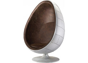 Banshee Round Egg Chair K710